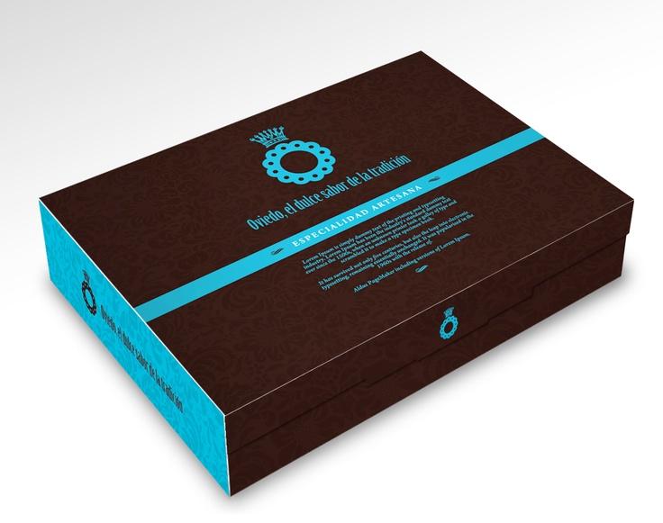 "Caja especialidad ""Oviedo dulce"""