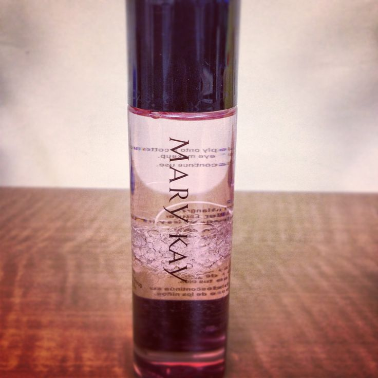 """Repin"" if you ❤ Mary Kay® Oil-Free Eye Makeup Remover!"