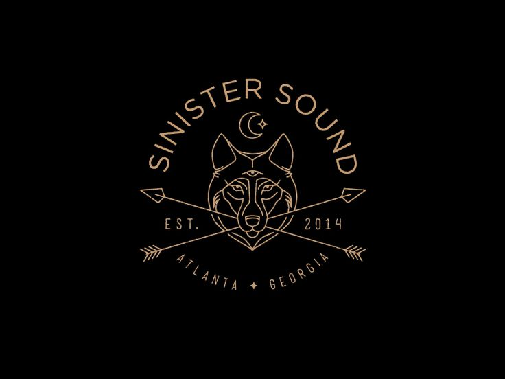 Dribbble - Sinister Sound by Steely