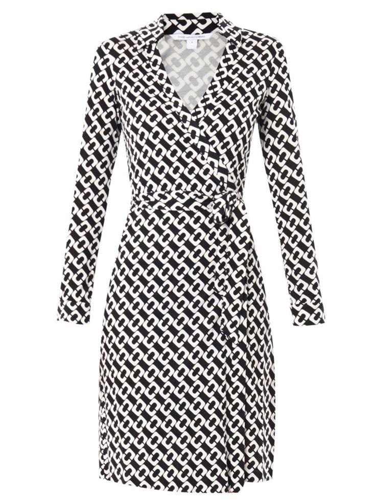 DVF Jeanne dress