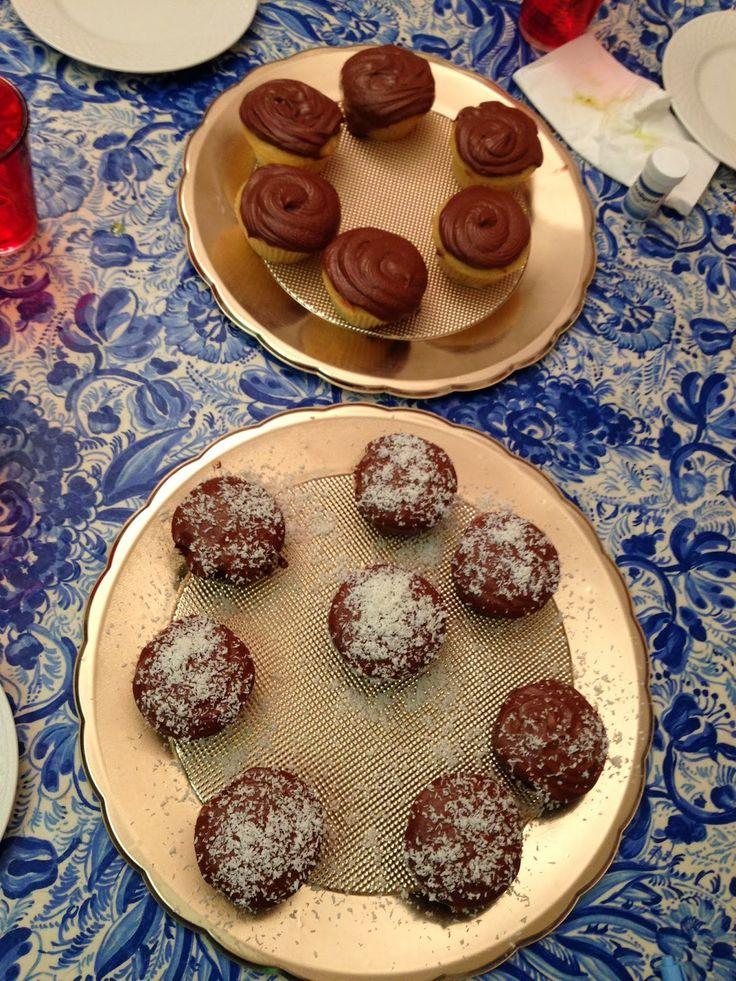 Creando con Leila: vegan cupcakes