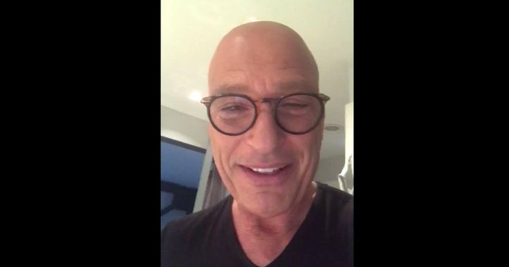 We love being the one to welcome howie mandel home making for Howie at home