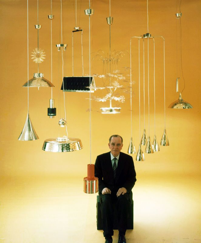 Paavo Tynell and his lamps - ThingLink