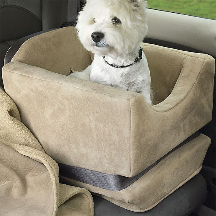 Companion SUV Console Dog Car Seat by Animals Matter