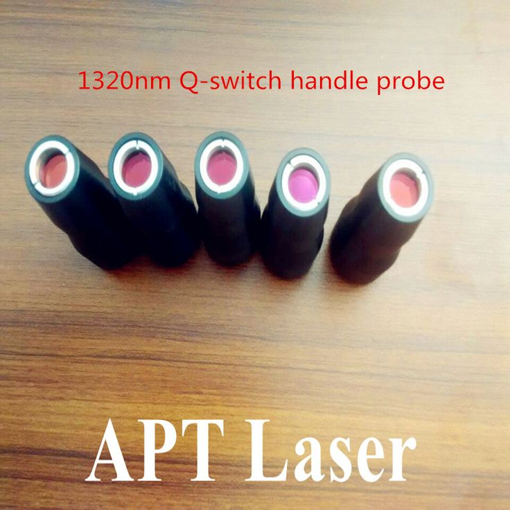 ==> [Free Shipping] Buy Best 5 pieces 1320nm Q-Switch nd yag laser tip probe for tattoo removal handle on sale Online with LOWEST Price | 32804790626