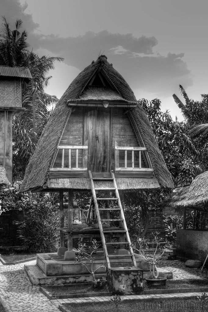 Traditional Balinese House | Bali, Indonesia