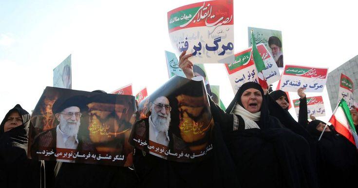 CIA, Israel, Saudi Arabia are 'main designers' of Iran protests, Tehran legal official claims *** https://www.haaretz.com/middle-east-news/iran/1.833078
