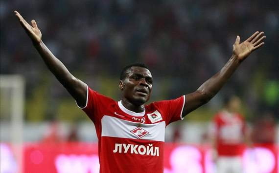 Emmanuel Emenike (Spartak Moscow)