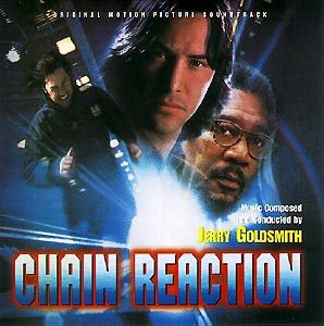 Chain Reaction - Jerry Goldsmith, CD (Pre-Owned)