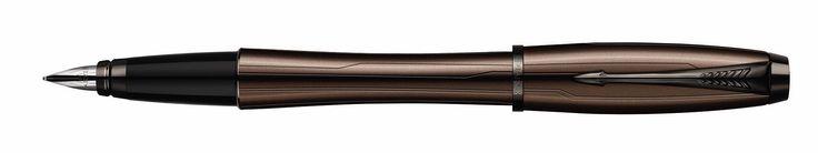 Parker Urban Premium Metallic Brown Fountain Pen