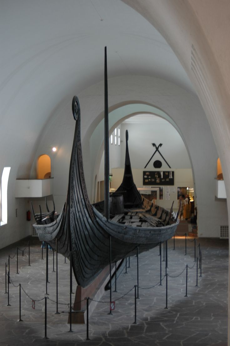 Viking Ship Museum in Norway.