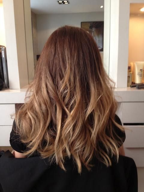 48 best hair images on pinterest hair dos hair cut and for Tie and dye prix salon