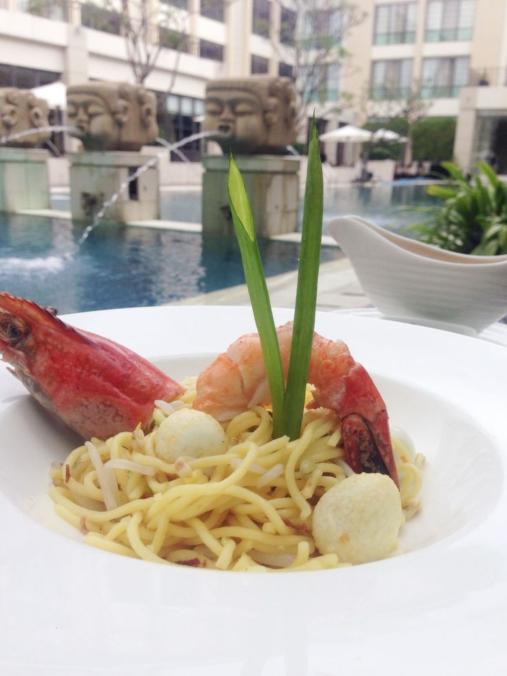 Proudly present our Flavor of the month May from Hotel Aryaduta Palembang: Mie Celor