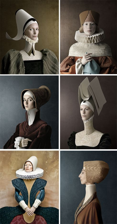 Vêtements en papier