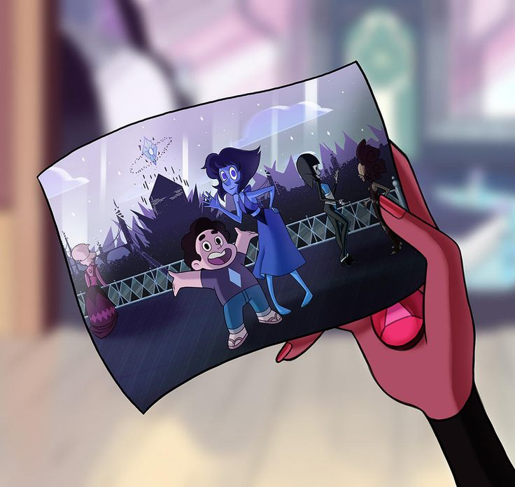 I hope we get to see Homeworld in details someday. | Steven Universe | Know Your Meme