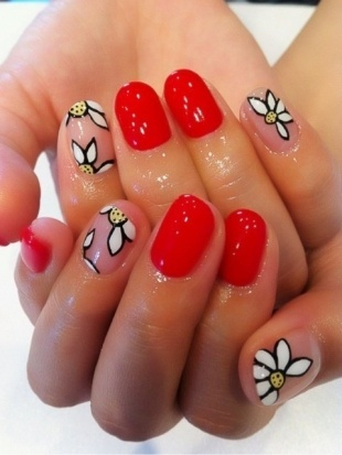 valentines nail art 140 best images about s day nail on 13226