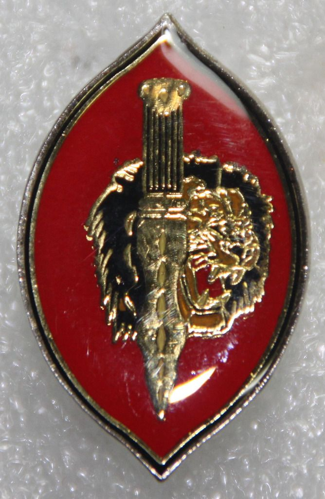 Special Forces beret badge  Angola Army