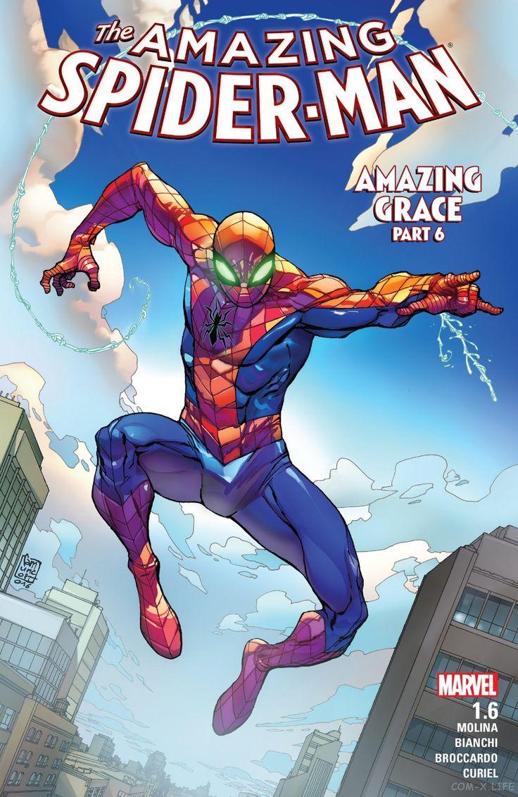 Читать Amazing Spider-Man vol 4 / Удивительный Человек-Паук том 4 > # 1.6 онлайн на русском, бесплатно