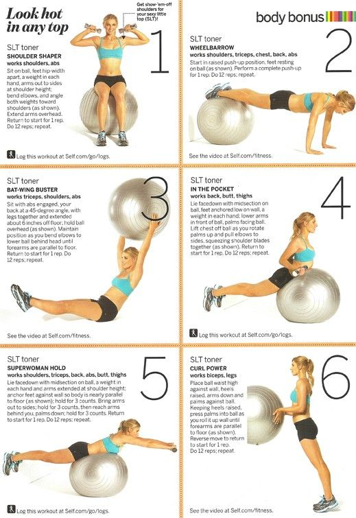 ~ Arm Workout Challenge yourself onwww.gymra.com/... health fitness exercise workout~