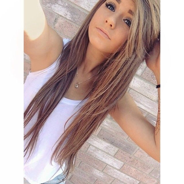 Hey! I am Bridgett! I am 18 and single! I am kind of shy at first and I have slight trust issues. I have a big brother named Shane.