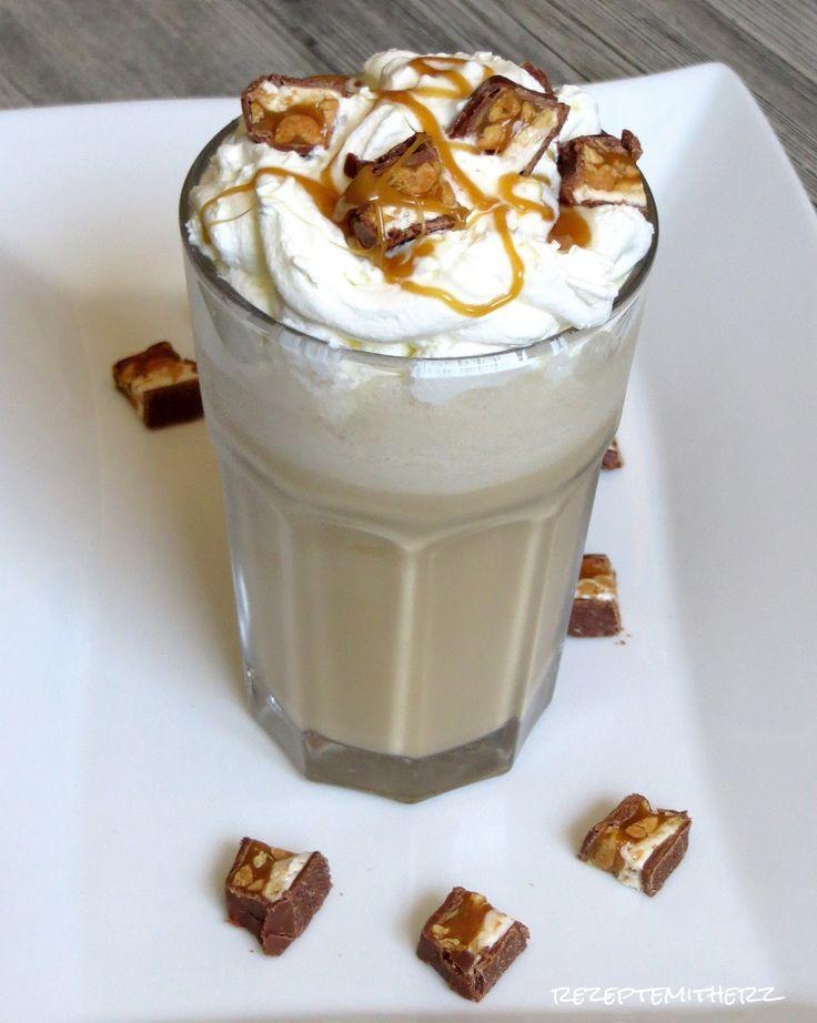 Kaffeegetränke, cremig und eisig. Mögt Ihr sie auch?   Hier habe ich einen Frappuccino für Euch, den Ihr zuhause ganz einfach selber machen...