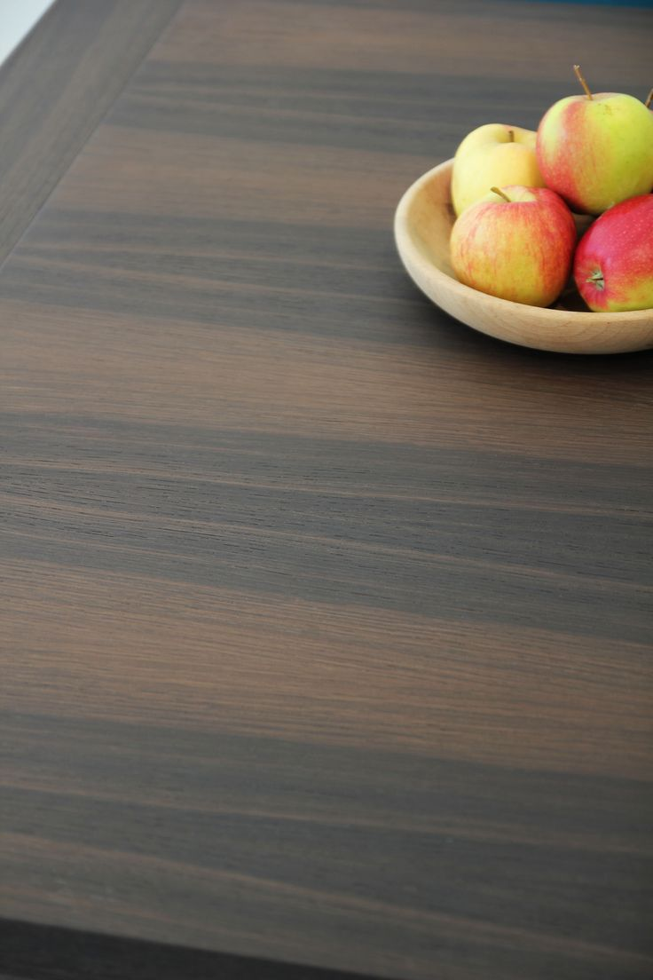 BELNETTE / VENEER / SMOKED OAK #design #deco #oak #wood #belnette #materials