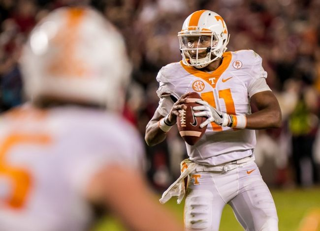 Tennessee vs. Tennessee Tech - 11/5/16 College Football Pick, Odds, and Prediction