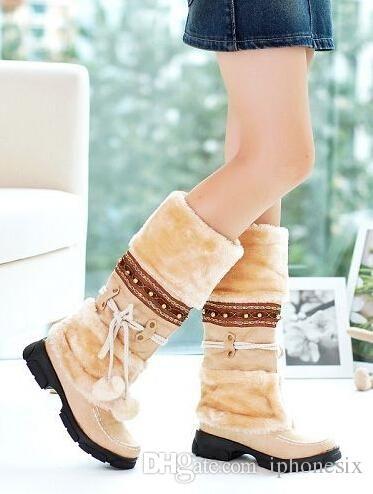 1000  ideas about Warm Winter Boots on Pinterest | Women&39s winter