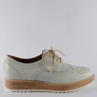 Tamaris Oxford cipő