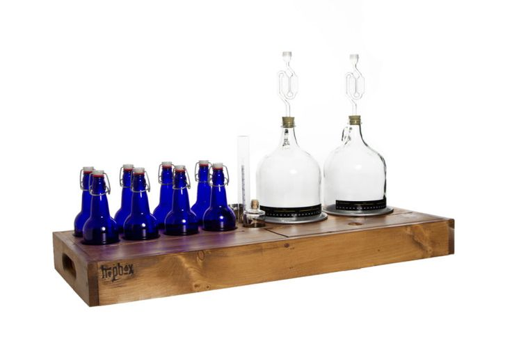 Apartment sized home brew kits