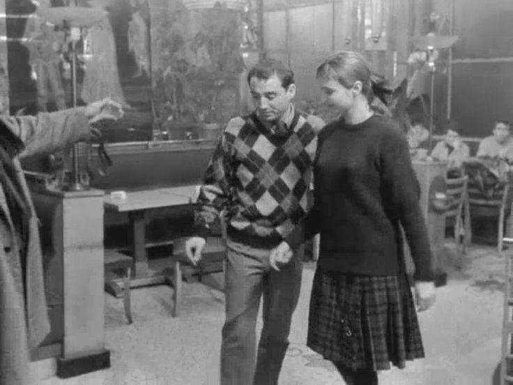 Café! Dance scene from Bande à Part (Godard, 1964)