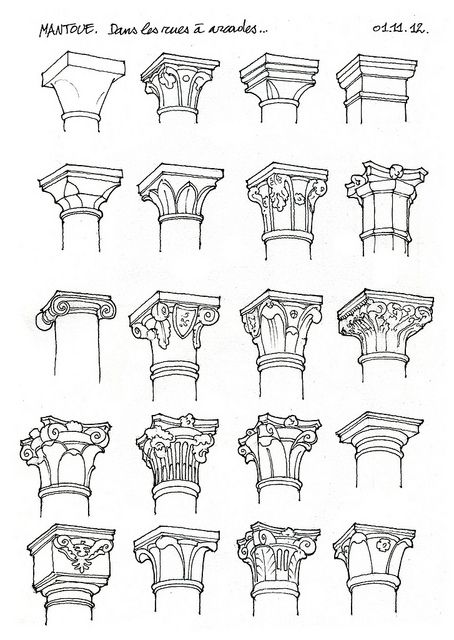 How to Sketch Architecture