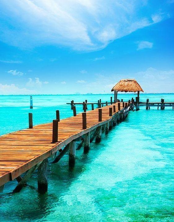 """#Cancún Agencia de #Viajes #PuraVida info@puravidaviajes.com.ar Tel. (011)52356677  Domic.: Santa Fe 3069 Piso 5 """"D"""" #CABA Paquetes turísticos al #Caribe, #Europa y #Argentina."""