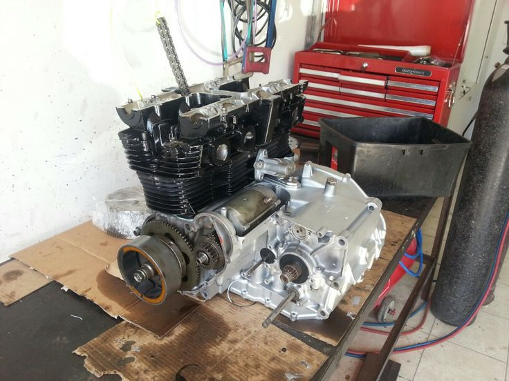 Almost done with the rebuild!!
