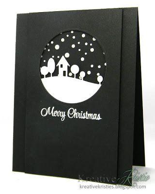 Kreative Kristie: White Christmas