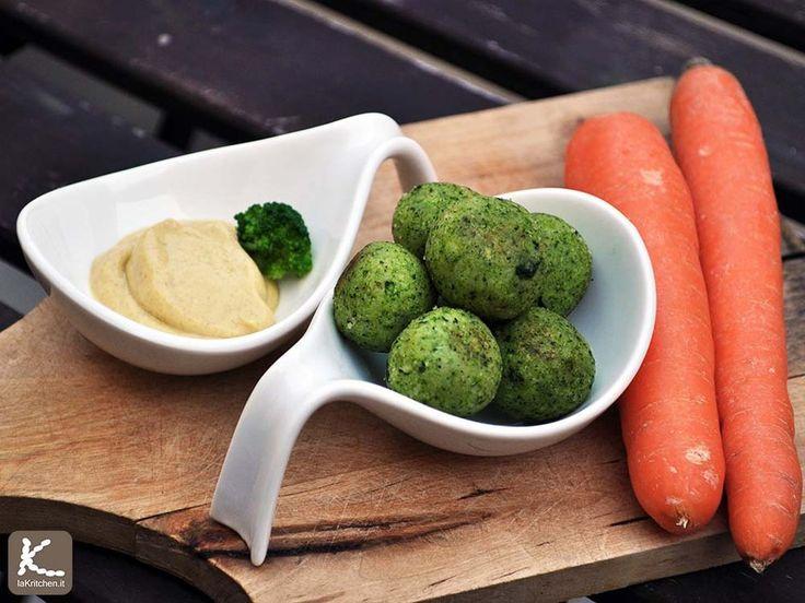 La ricetta delle polpettine di broccoli | bigodino.it