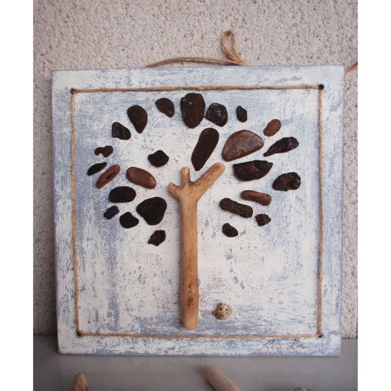 Arbre de bois flott art du bois flott fabriqu s partir de bois flott n - Ramasser du bois flotte ...