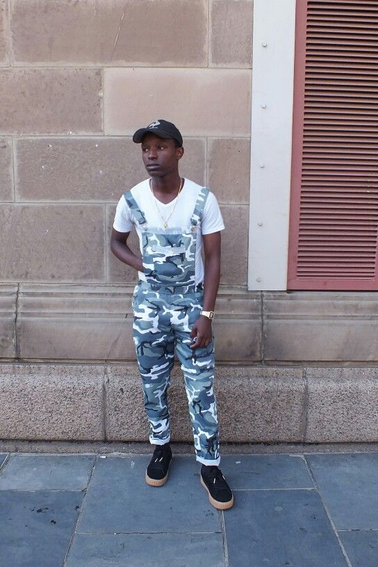 #Army #Loftier #StreetFashion #DavidJiyana