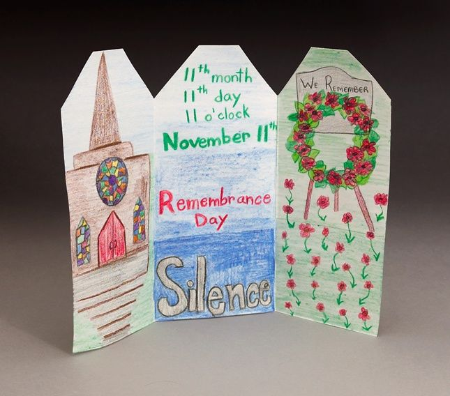 Canadians Remember in November lesson plan