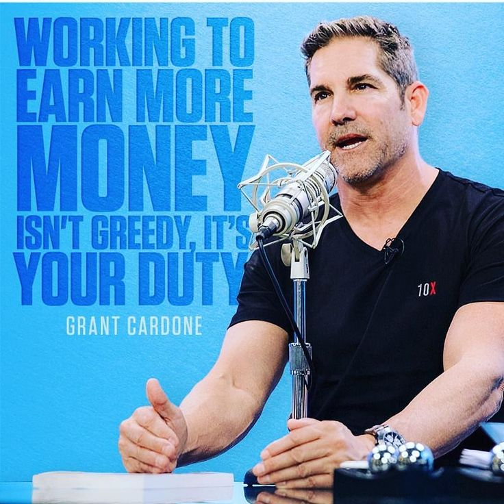 Grant Cardone an American author motivational speaker real estate investor and sales trainer. #learn from the best. #money #work #duty #success #smsnorthwest  Speak with someone on how to grow your business and earn more money at www.smsnorthwest.com