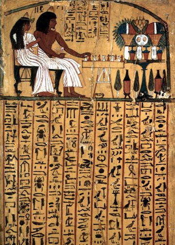 Ancient Egyptian Hieroglyphics | Egypt – 2 Cities, 2 Ladies, 2 Waterways – Part 2 « Kashif Ali ...