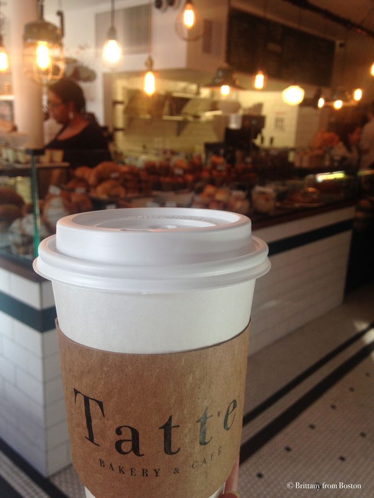 My Favorite Coffee Shops in Boston // Brittany from Boston