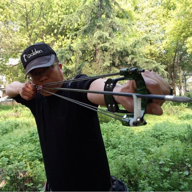Eagle of Sniper-Power Archery Slingshot bow arrow Catapult-camouflage #EagleofSniper