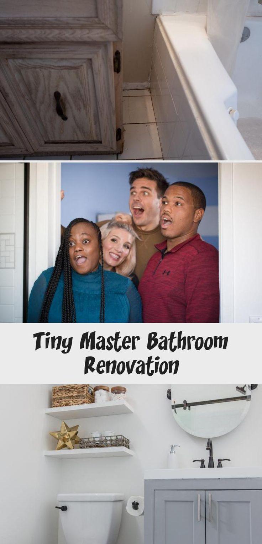 Tiny Master Bathroom Renovation   – Bathroom Ideas
