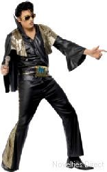 Elvis Black Costume