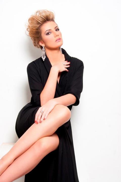 Gabriella Ferrari, Miss Venezuela for #MissWorld.