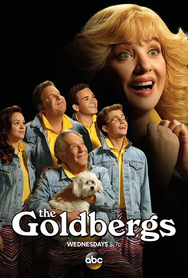 The Goldbergs (TV Series 2013– ) - This ABC show takes place in Jenkintown, Pennsylvania in the 1980s and follows the lives of a family named The Goldbergs. - Creator: Adam F. Goldberg - Stars: Wendi McLendon-Covey, Sean Giambrone, Troy Gentile - COMEDY - 25 Top-Rated TV Shows of 2016-17 Season - June 6, 2017