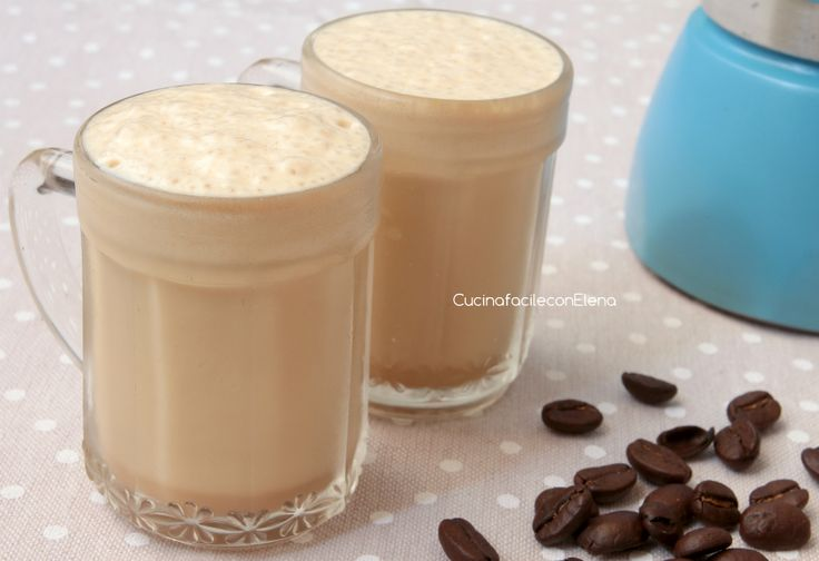 Crema di Caffè senza Panna come quella del Bar