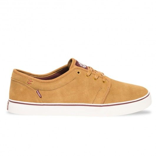 ELEMENT Darwin chaussures de skate curry 65,00 € #skate #skateboard…