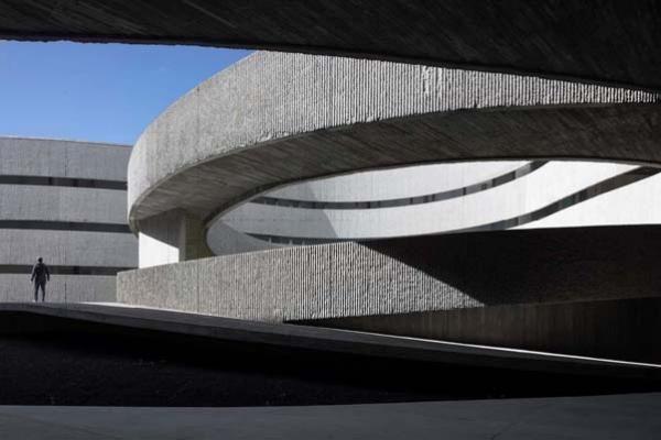 Facultad de Bellas Artes. Universidad de La Laguna en San Cristóbal de La Laguna, Canarias